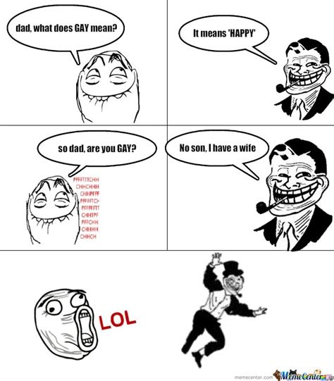 Image Gallery troll meaning