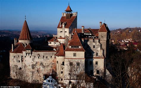 Inside  Dracula s Castle  in Romania | Daily Mail Online