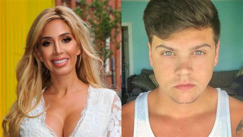 Is Tyler Baltierra Gay? Farrah Abraham Claims So & He Has ...