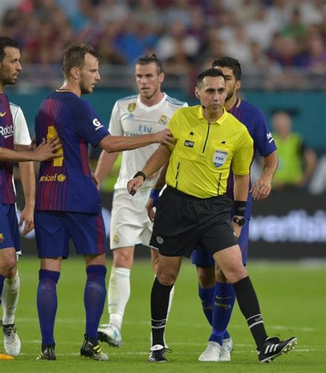 Ivan Rakitic Claims American Referee Insulted Him Three Times