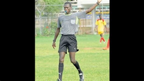 Jamaican Referee On Provisional List For 2018 FIFA World ...