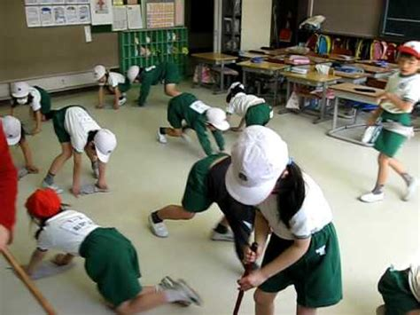Japanese School Cleaning Time!   YouTube