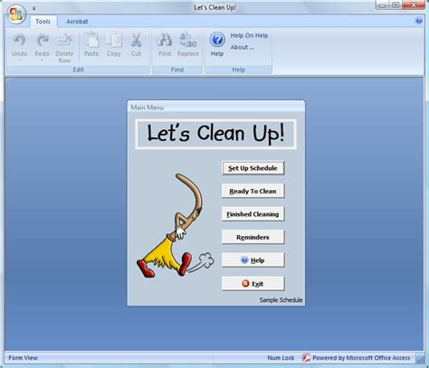 Let s Clean Up! makes it simple to organize and manage ...