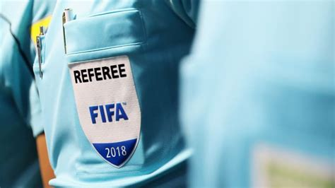 List of FIFA World Cup Match Referees & Assistant Referees ...