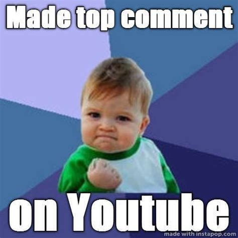 Mad Baby Meme:  Made top comment on Youtube  | Memes ...