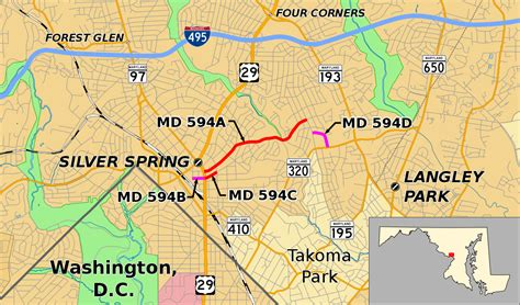 Maryland Route 594   Wikipedia