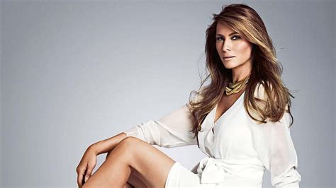 Melania Trump Backgrounds 4K Download