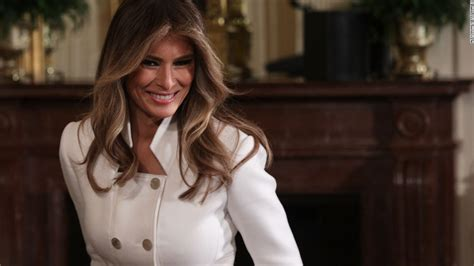 Melania Trump finds her way in her first 100 days ...