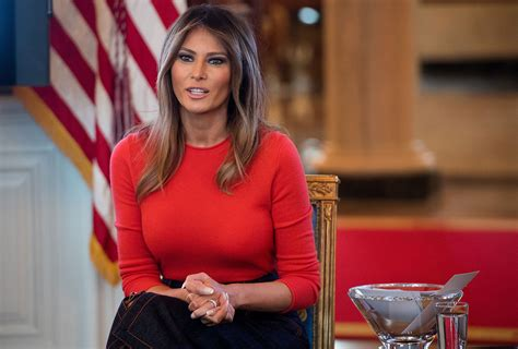 Melania Trump Has  No Worry  Over Student s Accident While ...