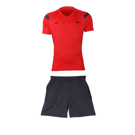 Men s Adult Youth Soccer Football Referee Jersey Uniforms ...