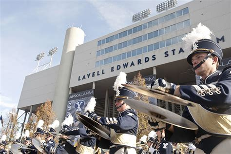 Music at BYU athletics strive for popular, upbeat, and ...