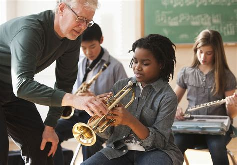 Music Can Alter Your Child's Brain   Time