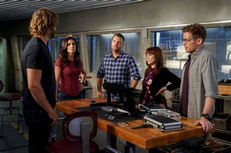 NCIS LOS ANGELES Season 9 Episode 1 Photos Party Crashers ...