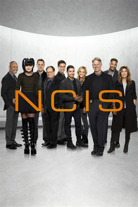 NCIS  TV Series 2003      Posters — The Movie Database  TMDb
