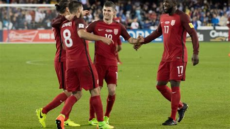 NESN Soccer Show: USA's World Cup Qualifying Finale; U 17 ...
