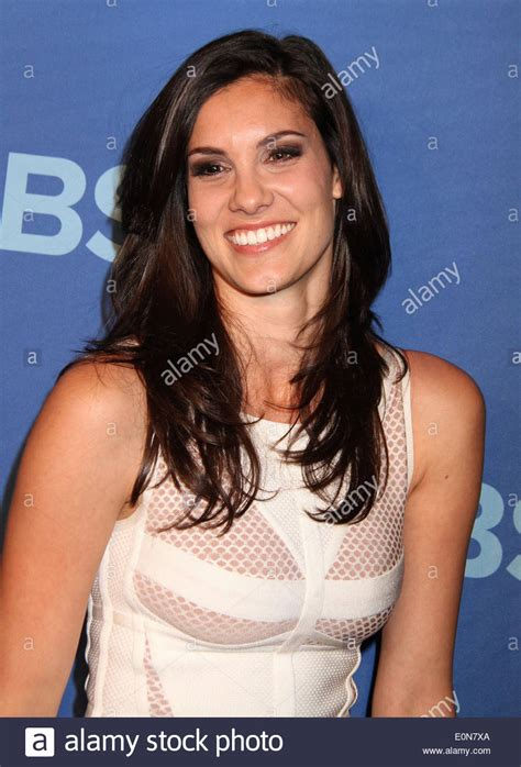 New York, New York, USA. 14th May, 2014. Actress DANIELA ...