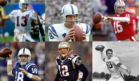 NFL: Top QBs of All Time | Sports Unbiased