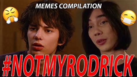 NOT MY RODRICK meme compilation | Doovi