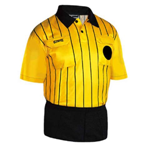 Olympus Soccer Referee Jersey  Yellow  @ SoccerEvolution ...