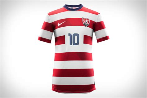One for All: Nike U.S. National Team Soccer Jerseys   WGSN ...