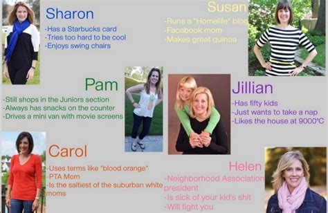 Original Images | Which White Suburban Mom Are You? | Know ...