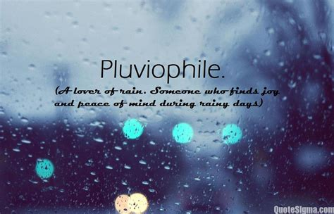 Rainy Day Quotes Gallery | WallpapersIn4k.net