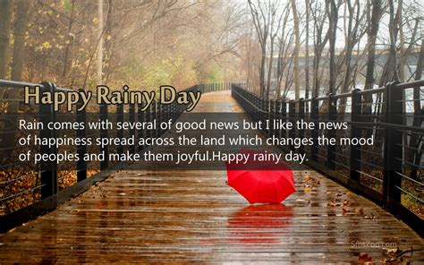 Rainy Day Romantic Sms For Loved Ones