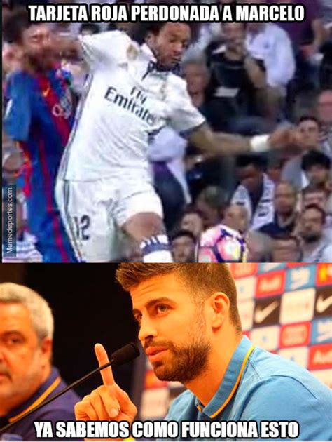 Real Madrid   Barcelona, los mejores memes