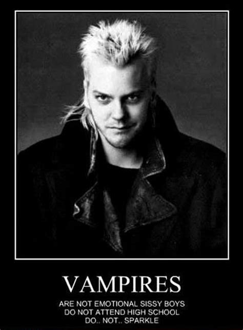 Real Vampire Awww David  Kiefer , you really made me want ...