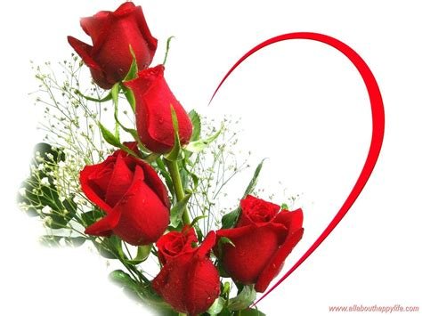 Red Rose Love Wallpapers   Wallpaper Cave