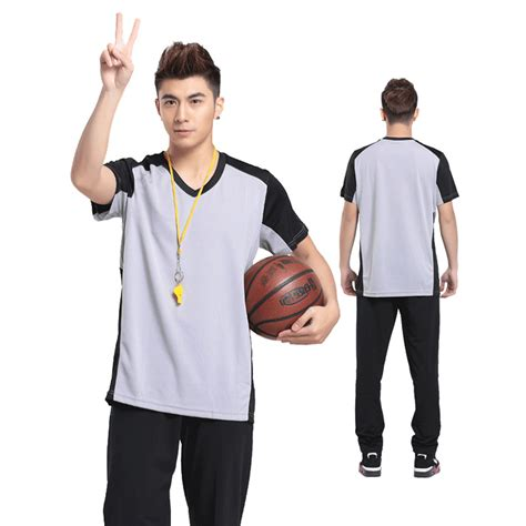 Referee Shirt Basketball Promotion Shop for Promotional ...