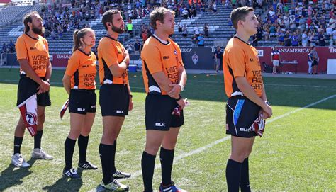 Refereeing and Fitness | USA Rugby