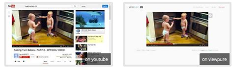 Remove Ads from YouTube Videos in 3 Clicks with ViewPure