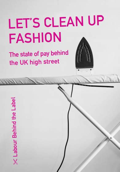 Report: Let's Clean Up Fashion | Labour Behind the Label