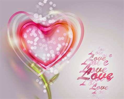 Romantic Love Heart Designs HD Cover Wallpaper | PIXHOME