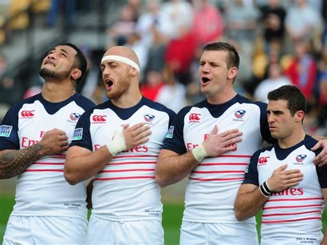 Rugby World Cup Profile: USA   Planet Rugby