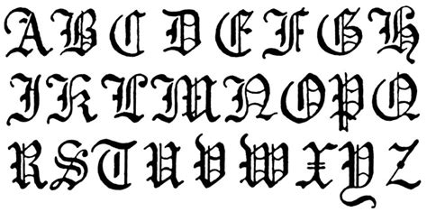Script on Pinterest | Calligraphy, Gothic and Alphabet