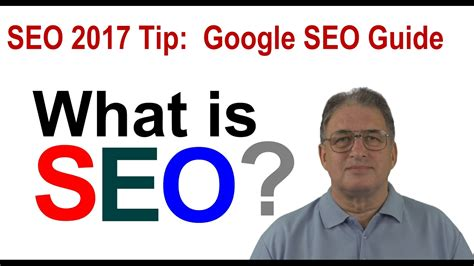SEO Tutorial - The Official Google SEO Guide for 2017 ...