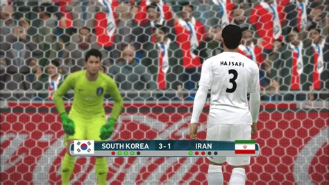 South KOREA VS IRAN | FIFA World Cup 2018 Qualifiers ...