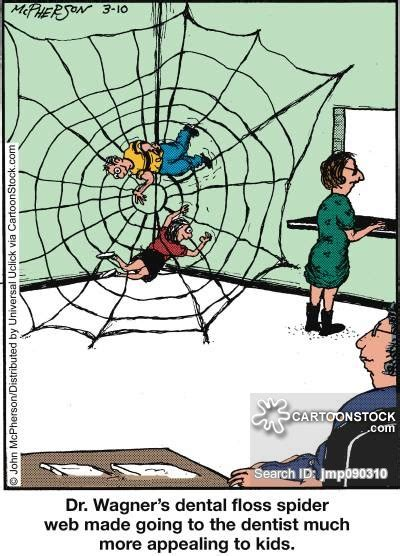 Spiders Webs Cartoons and Comics   funny pictures from ...