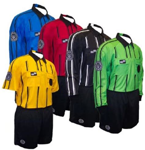 STSR   New USSF Referee Uniform