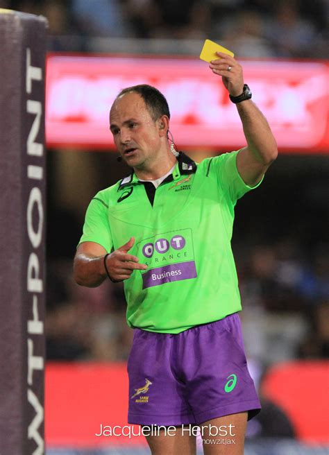 SUPER RUGBY REFEREES: ROUND 3 | 15.co.za | | Rugby News ...