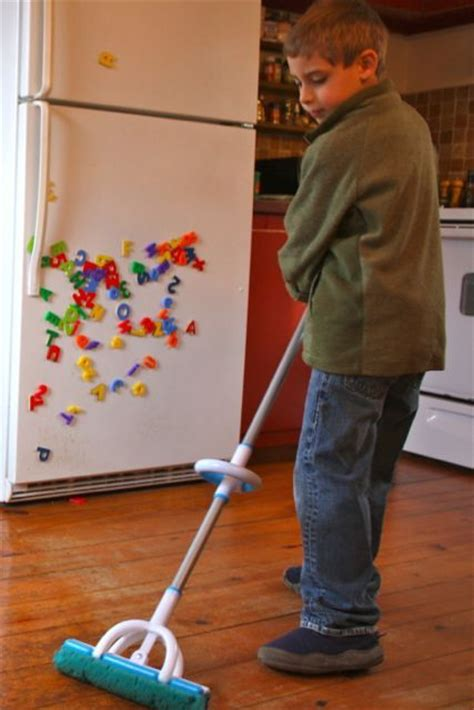 Teaching Young Kids to Clean   Clean & Tidy   Pinterest