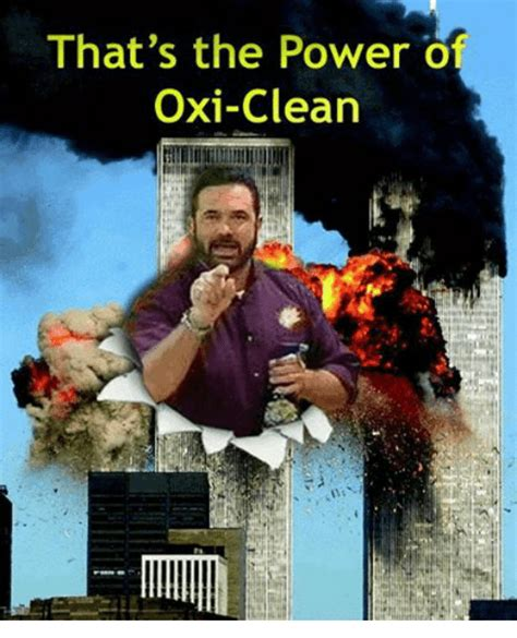 That s the Power O Oxi Clean | Power Meme on SIZZLE