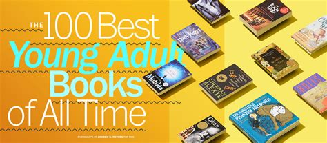 The 100 Best Young Adult Books of All Time