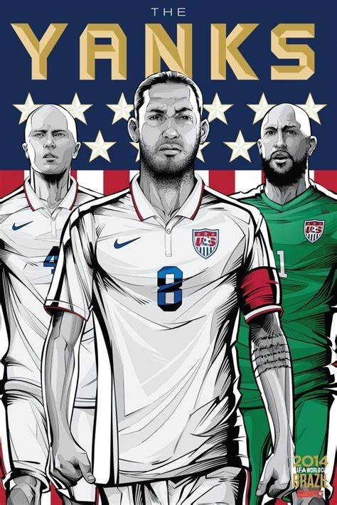 The 7 best posters from ESPN's spectacular World Cup set ...