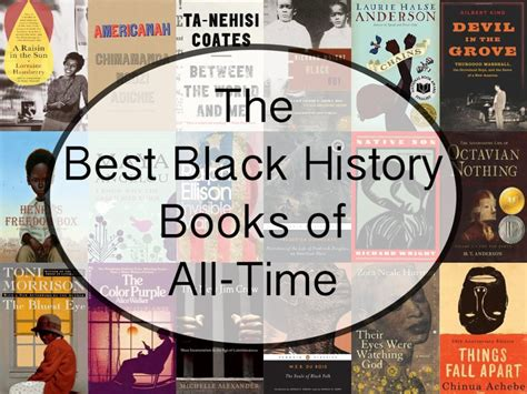 The Best Black History Books of All Time