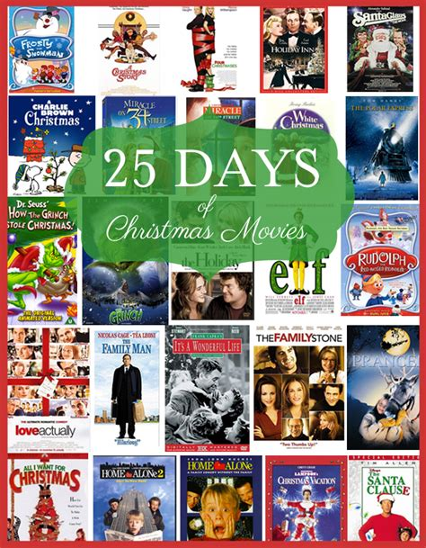The Best Christmas Movies Ever | The Unconditional Blog