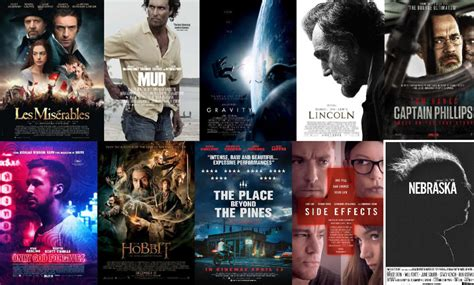 The Best Movies of 2013   Movie Review World