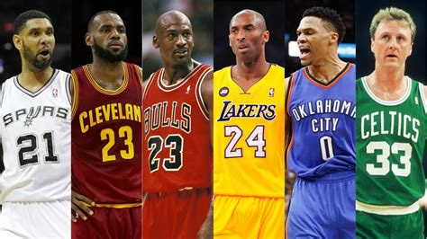 The Best Player From All 30 NBA Teams Of All Time   YouTube